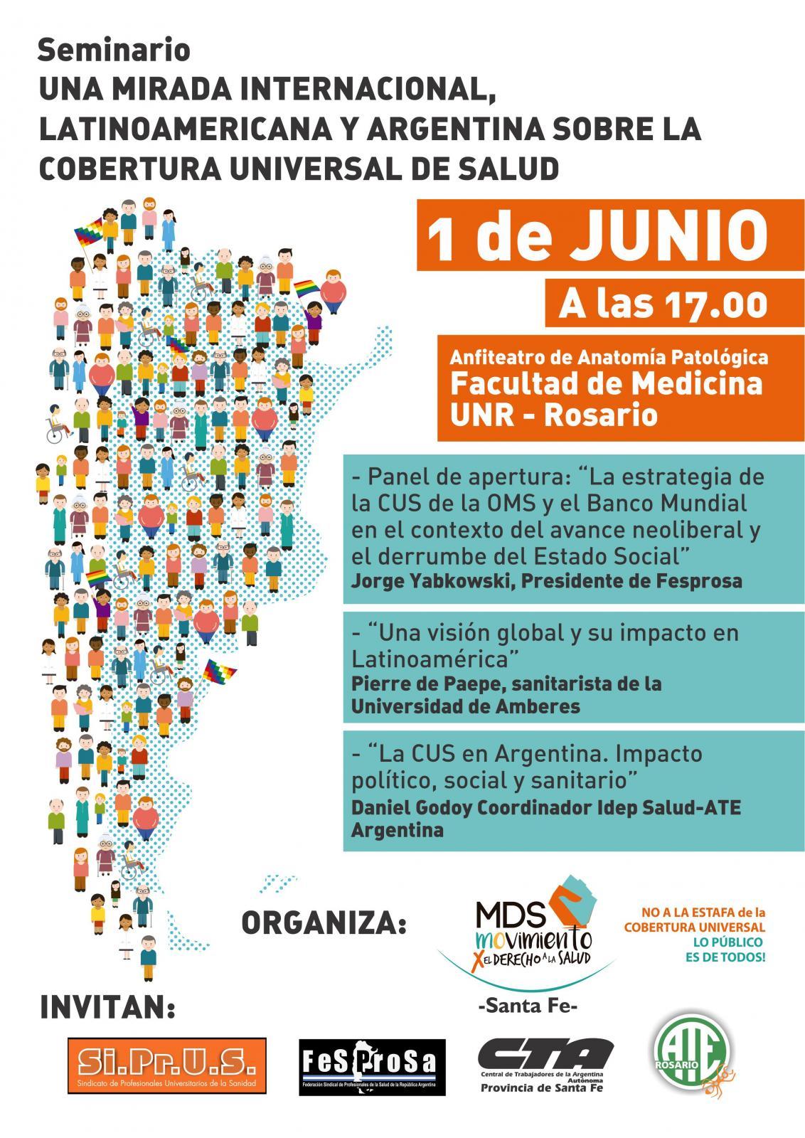 ATE Rosario - Asociación de Trabajadores del Estado Rosario - Debate ...